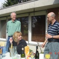 Easter Brunch -Rinaldo, Norelee and Keith